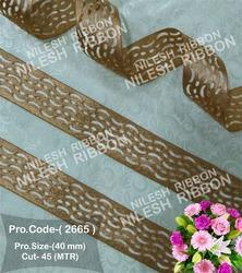 Laser Cutting Lace