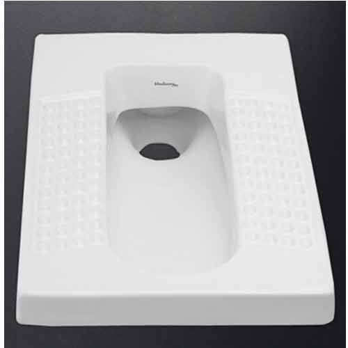 Hindware Acu Pan Squatting Pan View Specifications