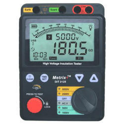 Metrix   Insulation Tester