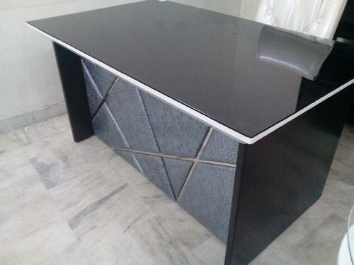Office Furniture Stylish Office Table Manufacturer from Jaipur