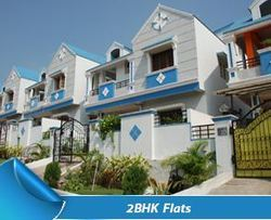 2 BHK Flats Real Estate Services