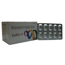 Pregabalin 75mg  Methylcobalmin 750mcg
