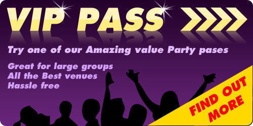 Party Passes Printing Services - Corporate Event Pass