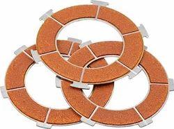 Two Wheeler Clutch Plate Cork Set Of 3