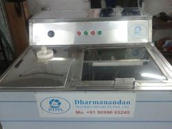 DTPPL Single Automatic Jar Washing Machine, 1.5hp, Capacity: 75jph
