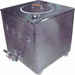 Stainless Steel Rectangular Tandoori Oven
