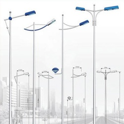 Street Tubular Poles