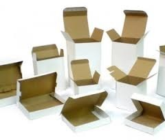 Duplex Printed Corrugated Boxes