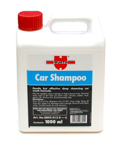 Wurth Car Shampoo View Specifications Details Of Car Shampoos