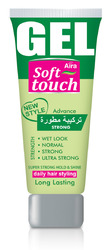 Aira Soft Touch Hair Styling Gel Strong, Pack Size: 250 Ml