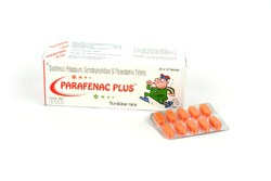 Parafenac Plus Tablet