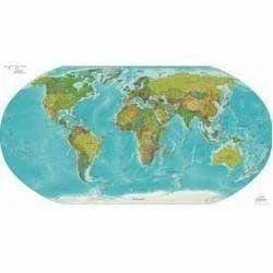 World Map Wholesale Price Mandi Rate For Duniya Ka Naksha