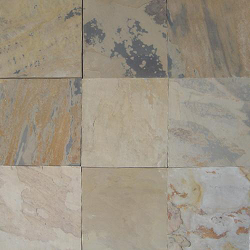 Indian Autumn Slate Stone Tiles At Rs