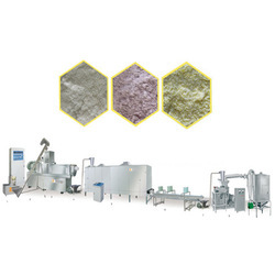 Nutritional Flour Processing Line
