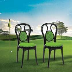 Attract Super Deluxe Plastic Chair