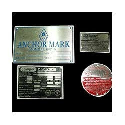 Stainless Steel Labels