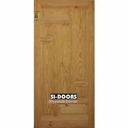 Southen Yellow Pine Doors