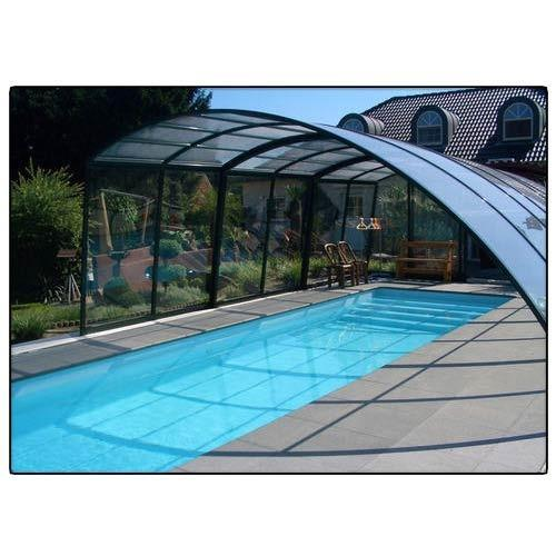 Polycarbonate Sheds - Polycarbonate Swimming Pool Shed ...
