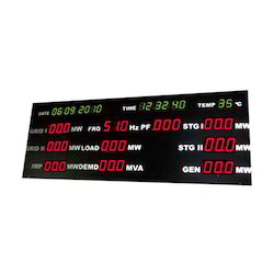 LED Industrial Display Board