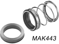MAK443 Elastomer Bellow Seals