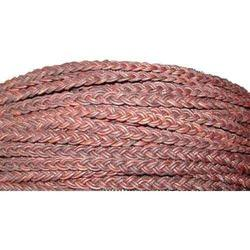 Ply Braided Leather Cords