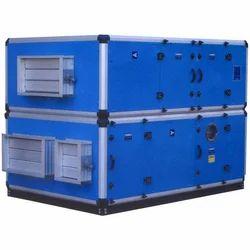 Floor Mounted Mild Steel Air Handling Units, For Industrial