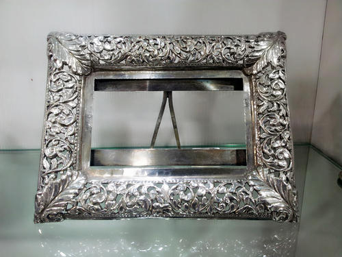 New Vintage Stylish 925 Silver Photo Frame Nikhil Jewellers