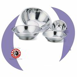 Deep Mixing Stainless Steel Bowls