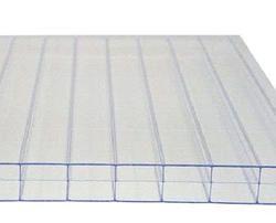 Triple Wall Polycarbonate Sheet