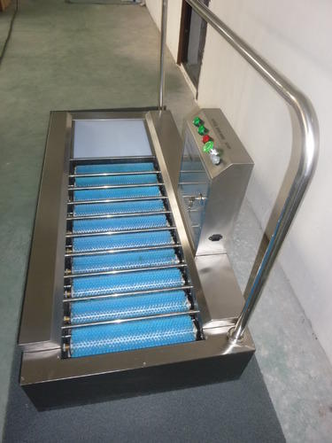 452b1f1b49 Sole Cleaner Machines - Stainless Steel Sole Cleaner Machine Manufacturer  from Mumbai