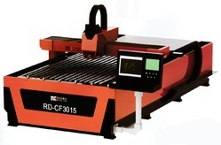 Daul Driver Fiber Laser Cutting Machine