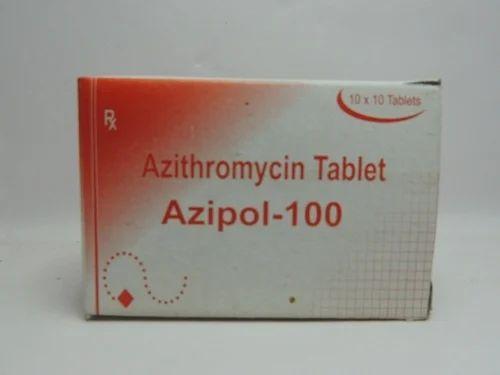 generic azithromycin 100mg dosage