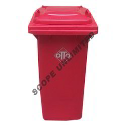 Colored Dustbin