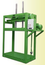 Electric Bale Press