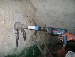 Concrete Core Strength/Core Cutting Test of Concrete Service