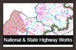 National And State Highway Works