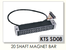 Staubli Dobby 20 Shaft Magnet Bar