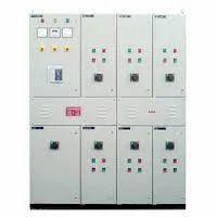 Capacitor Control Panel