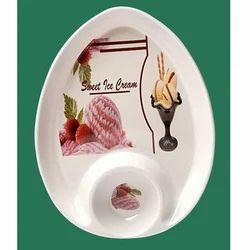 Chip Dip Plate