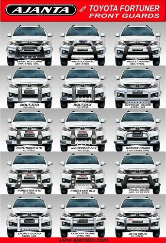 Fortuner Type 1 Accessories Safety Guards Fortuner