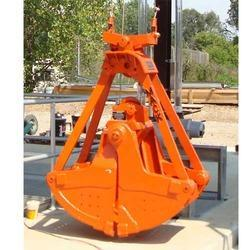 MS Grab Bucket Crane