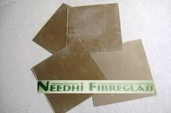 Rectangular. High Temperature Mica Sheet