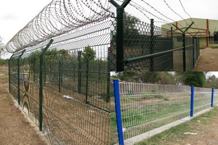 All Types Of Fencing Systems, Gate, Grilles, Fences & Railings ...