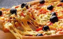 American Corn Pizza