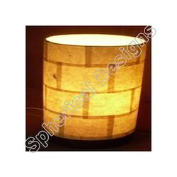 Round Shape Table Lamp
