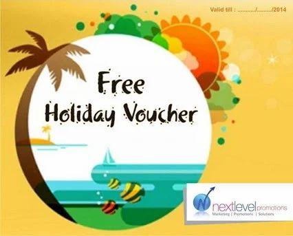 Free gift vouchers free holiday voucher minakshi garden new free gift vouchers negle Gallery