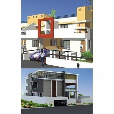 3D Modeling House