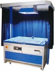 Exposing Machine Screen Dryer