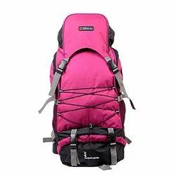 Pink Rucksack Bag