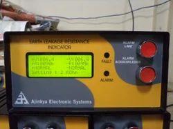 Earth Leakage Resistance Indicator